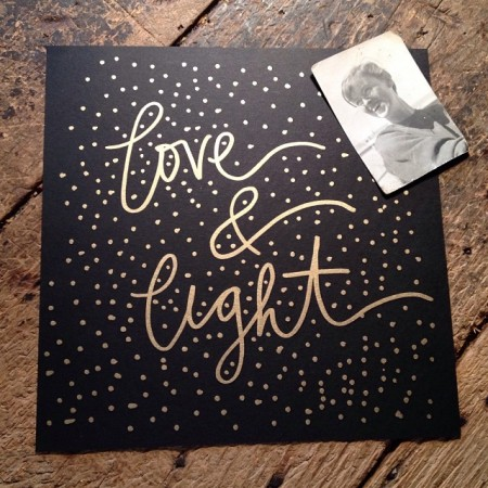 Love & Light: Grandmother
